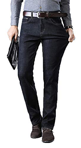 AACFCHAIN Boys Ripped Skinny Jeans Distressed Elastic Straight Fit Fashion Denim Pants